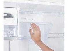Geladeira/Refrigerador Electrolux Frost Free Inox - Duplex 433L Painel Blue Touch TF51X com as melhores condições você encontra no Magazine Magazinfreitas. Confira!