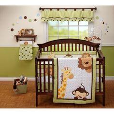 Perfectly sweet baby boy room