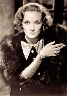 Marlène DIETRICH (1901-1992) X ***** #9 AFI Top 25 Actresses, 1932. Shanghai Express distills the essence of the Dietrich…