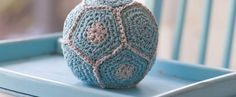 Rustling Baby Ball Pattern - Free Crochet Patterns