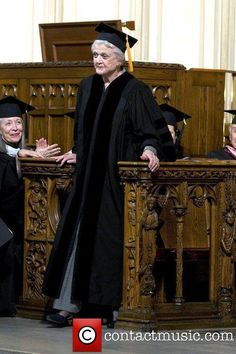 who is angela lansbury   Angela Lansbury receives Honorary Doctoral Degree from Manhattan ...