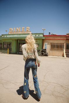 <3 this outfit, especially the jeans! Love this whole photo shoot!  Spell & The Gypsy Collective