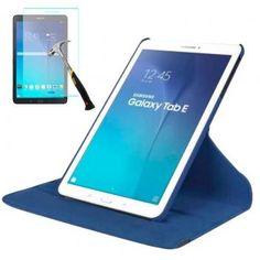 8f47e7530 Capa Giratória Para Tablet Samsung Galaxy Tab E 9.6