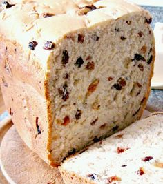 A nice easy bread to make, using your bread maker or oven. Delicious toasted and served warm with some butter. This is also great to make French Toast, YUMMY! Bread Maker Recipes, Baking Recipes, Dessert Recipes, Eggless Recipes, Bread Bun, Easy Bread, Cooking Bread, Bread Baking, Great British Food