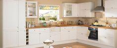 Stornoway Kitchen Range | Kitchen Families | Howdens Joinery