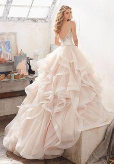 Mori Lee 8127 Marilyn Wedding Dress