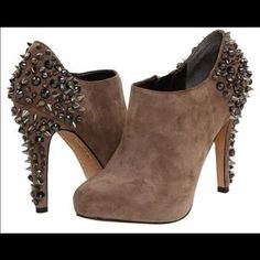 Shoes - ISO!!! SAM EDELMAN RENZO SPIKE BOOTIES SZ 9-9.5