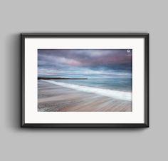 Sounds of the sea, seascape, Devon, fine art landscape photograph — Manchester, Yorkshire, Lake & Peak District landscape photography shop and weddings by Paul Grogan Photography