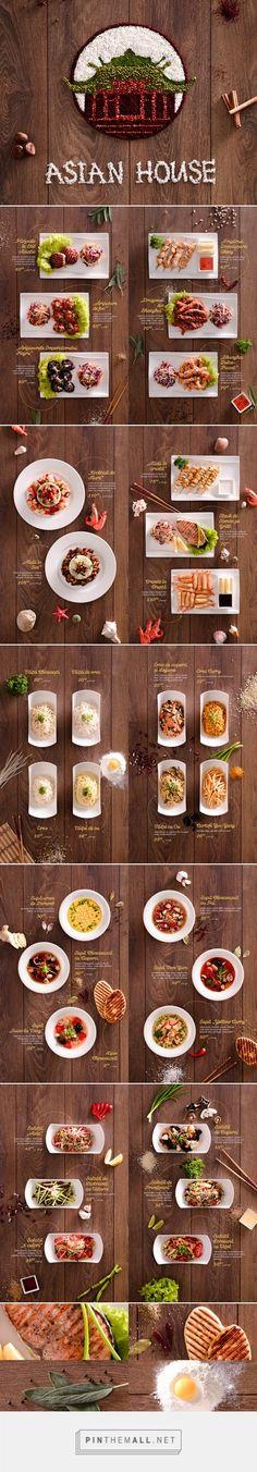 排版非常讲究的餐厅菜单设计作品,吃货颤抖吧 | Aladd设计量贩铺