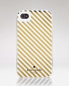 diagonal stripe case | kate spade ny