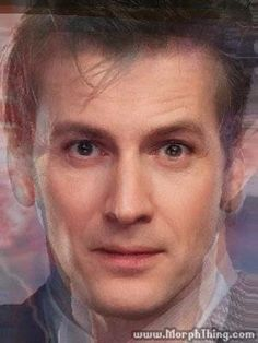 All 13 Doctors morphed together! Note: He looks wise, but youthful and a little bit crazy! Perfect!