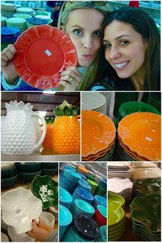 porto-ferreira-ceramica Kitchen Sets, Kitchen Decor, Turtle Party, Kefir, Home Staging, Ha Ha, Punch Bowls, Tablescapes, Watermelon