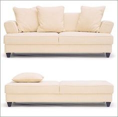 Sumner & Dene Gallery - Normand Couture: Voila Series Its a sofa chaise lounge or bed