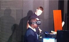 A Ugandan Security Officer Vs The Oculus Rift