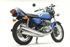 kawasaki 750 triple | 1972 KAWASAKI 750 H2 TRIPLE, TOTALLY RESTORED, US $6,100.00, image 6