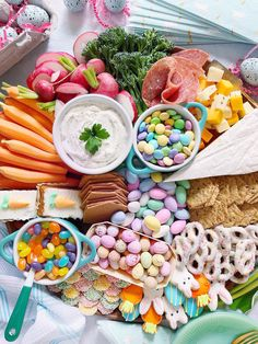 Easter Grazing Board. - DomestikatedLife