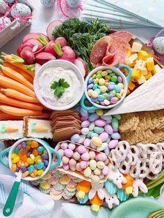 Easter Grazing Board. - DomestikatedLife