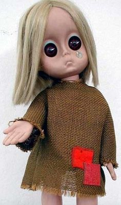 Little Miss No Name ...I loved this doll so much. Not many could <3