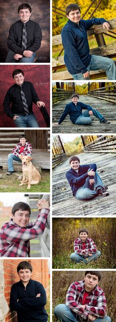 Derrick | Brownstown Central HS | Senior Photography