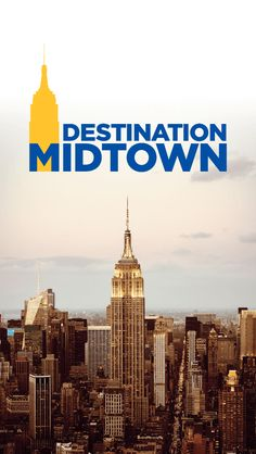 The New York City Destination Midtown 34th Street Walking Tour will you take you by the Empire State Building, Macy's, B&H Photo, the Highline and more!