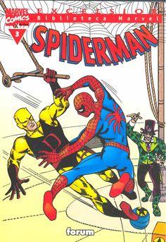 #Spiderman nº 3, biblioteca #Marvel