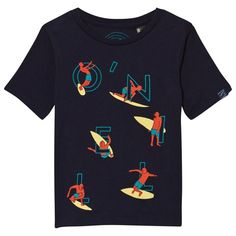O'Neill Blue Surf Patch Graphic Tee