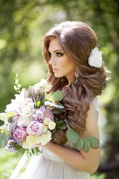 I'm not specifically looking for wedding looks; these hairstyles are gorgeous, though!