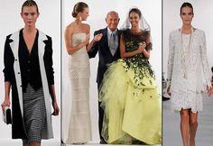 Oscar de la Renta Spring 2014 collection at New York Fashion Week - Pursuitist