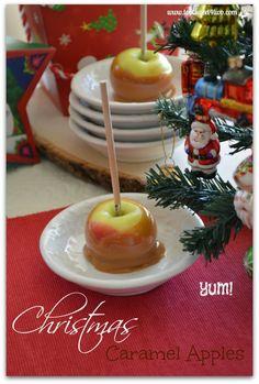 Christmas Caramel Ap