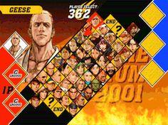 """tiltcontrols:  """"""""Capcom vs. SNK 2 EO, (2001)  """" """""""