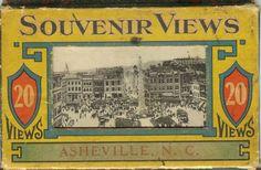 Asheville, Vance monument