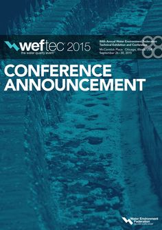 WEFTEC - The Water Quality Event