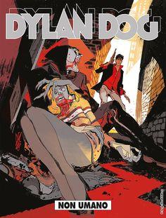 Dylan Dog by Gigi Cavenago Dylan Dog, Dog Comics, Sketchbook Inspiration, Pulp Art, Comic Book Artists, Comic Book Covers, Character Design Inspiration, Digital Illustration, Cover Art
