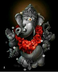 Make this Ganesha Chathurthi 2020 special with rituals and ceremonies. Lord Ganesha is a powerful god that removes Hurdles, grants Wealth, Knowledge & Wisdom. Jai Ganesh, Ganesh Lord, Ganesh Idol, Ganesh Statue, Shree Ganesh, Shri Ganesh Images, Ganesh Chaturthi Images, Ganesha Pictures, Shiva Art