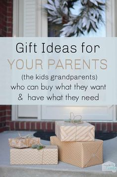 172 Best Christmas Gifts For Parents Images Christmas Activities