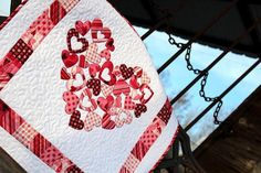 My Valentine Quilt Pattern | Craftsy