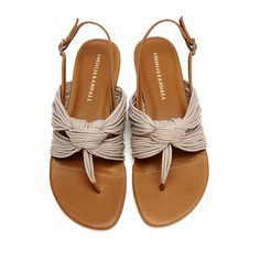 4471deeef03f Gioia Mignon Knot Sandal by Loeffler and Randall Cute