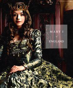 """Tudor History Mary Tudor, Mary I of England. """"Bloody Mary"""""""