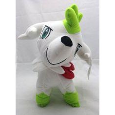 "Licensed Pokemon Shaymin Sky Forme Large Plush Doll 17"" Soft Stuffed Toy  Order at http://amzn.com/dp/B006COUB0C/?tag=trendjogja-20"