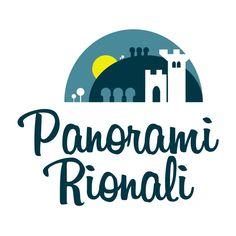 Logo Panorami Rionali facebook.com/panoramirionali #logo #design #panoramirionali