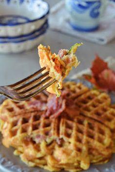 Troll a konyhámban Troll, Waffles, Breakfast, Food, Morning Coffee, Essen, Waffle, Meals, Yemek