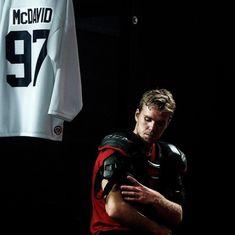 Connor McDavid by Jag Photography Connor Mcdavid, Edmonton Oilers, Hockey Players, Nhl, Photography, Wattpad, Baby, Photograph, Fotografie