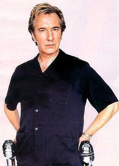 Blowdry Really great movie, plus I am in love with Alan Rickman.