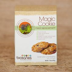 The Magic Cookie ™ Gluten-free Granola Cranberry with Chia – 7 Count