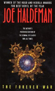 24 best sci fifantasy recommendations images on pinterest sci fi the forever war by joe haldeman fandeluxe Images
