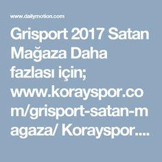 Grisport 2017 Satan Mağaza  Daha fazlası için;  www.korayspor.com/grisport-satan-magaza/ Korayspor.com da satışa sunulan tüm markalar ve ürünler Orjinaldir, Korayspor bu markaların yetkili Satıcısıdır.  Koray Spor Spor Malz. San. Tic. Ltd. Şti.