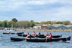 An Tóstal Salthill - the festival that showcases and celebrates the very best of All-Ireland Currach Racing. Connemara, Carnivals, Horse Racing, Travel Posters, Festivals, Imagination, Scotland, Sailing, Ireland