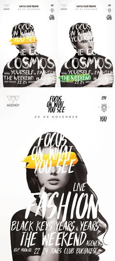Beautiful Poster Designs | #1305