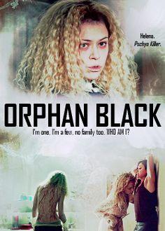 Orphan Black // Helena