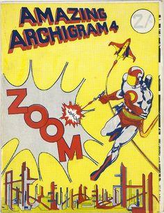 Archigram Magazine Issue No. 4 - Archigram Archival Project